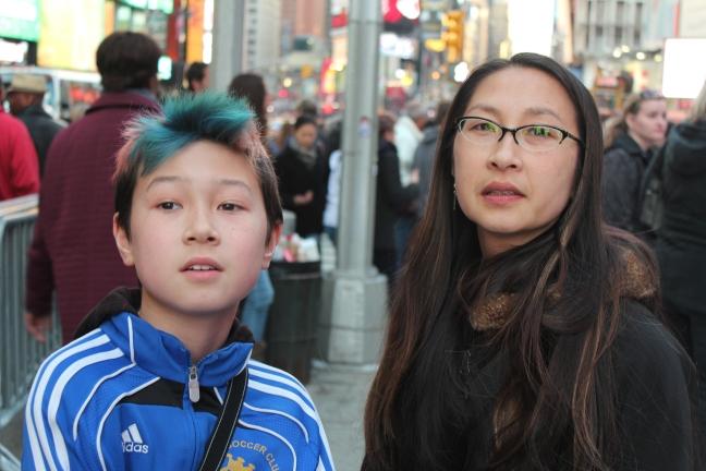 Noah & Rosita