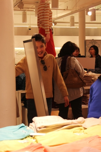 Uniqlo fun