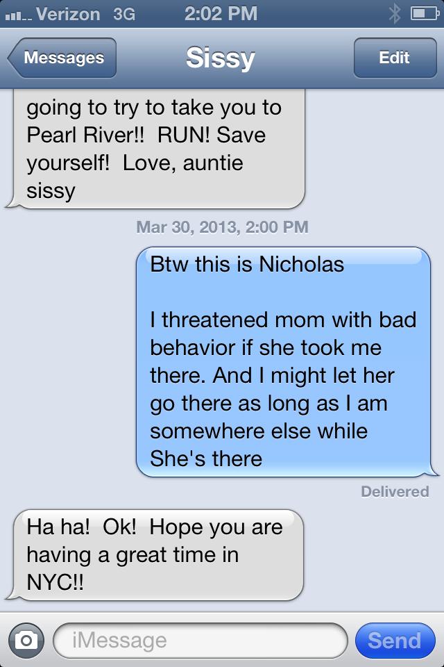 Nicholas' text