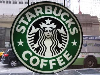 Googlyeyezed Starbucks Lady.