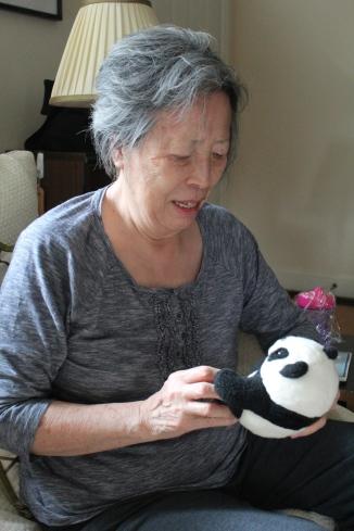 Grandma to the rescue