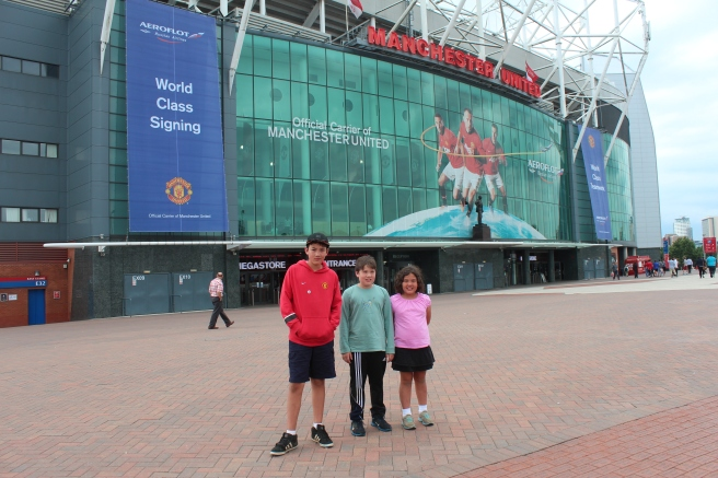 "Old Trafford: ""Theatre of Dreams"""