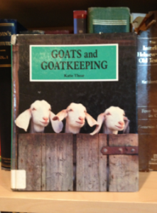 Goats and Goatkeeping