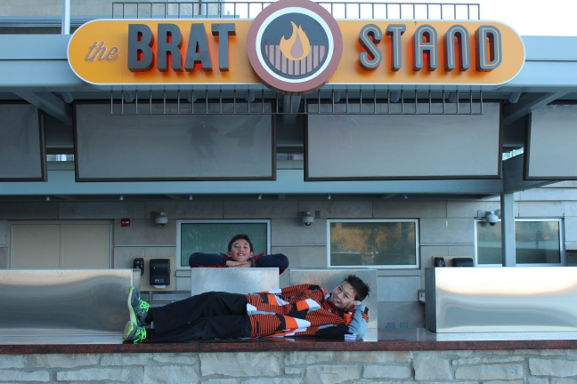 Gotta love those brats.