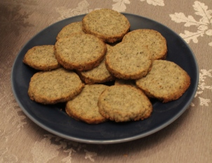 Earl Grey Tea cookies!!!