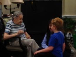 Nursing home visit