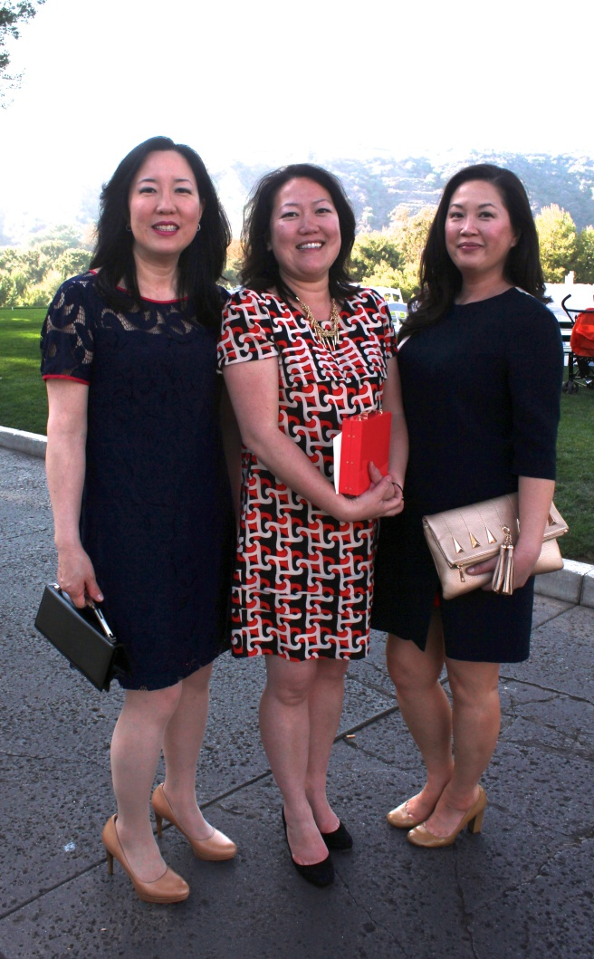 And here we are, my beloved sisters and me.