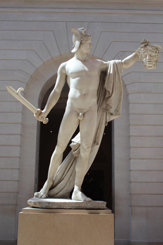 Perseus, Antonio Canova, 1804-6