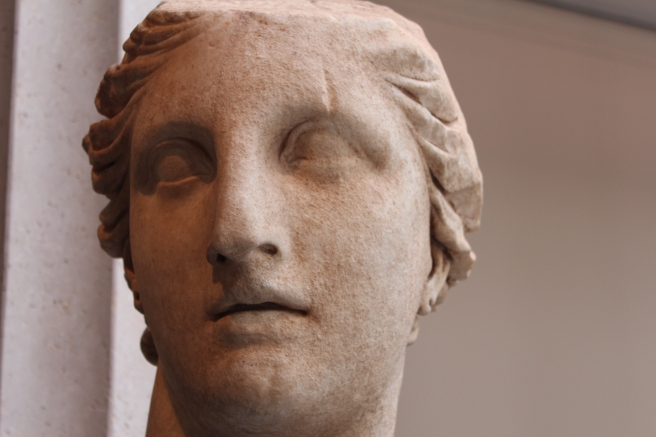 Athena, Greek, ca. 200 BC