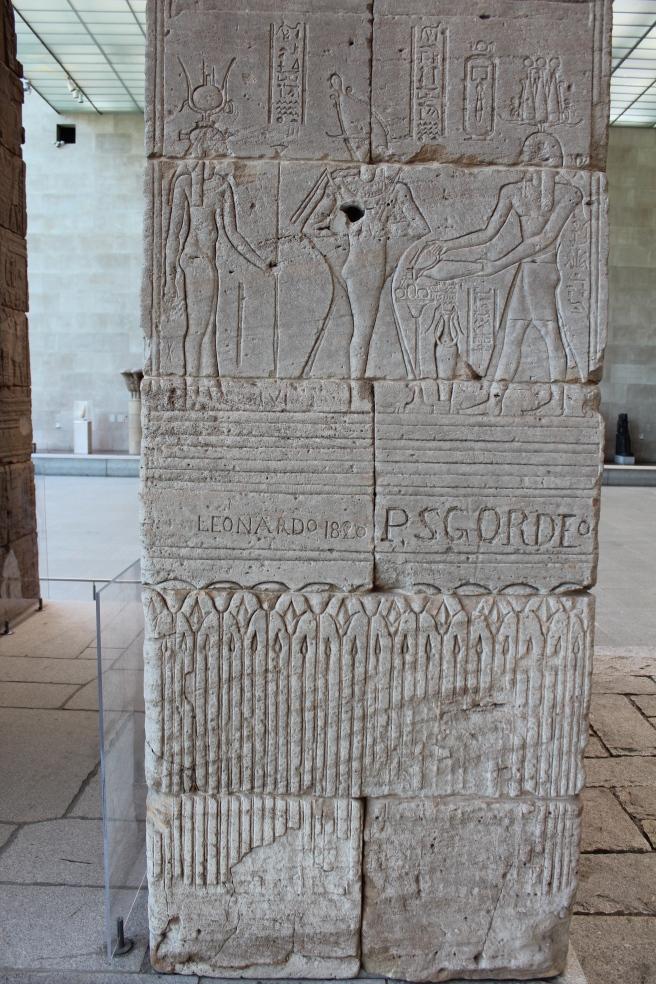 Cool cross-cultural palimpsest?