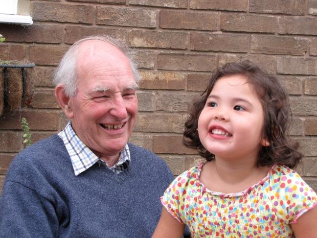 Granddad & T