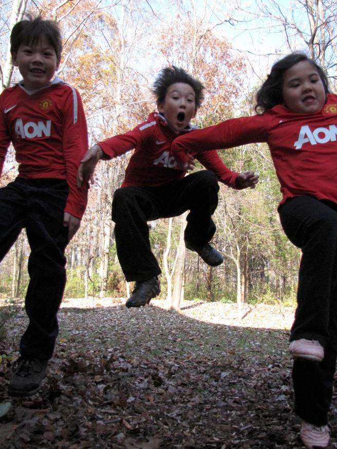 Soccer run 2