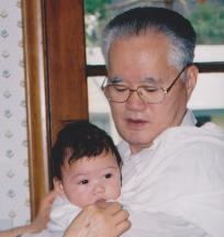 Dad & N