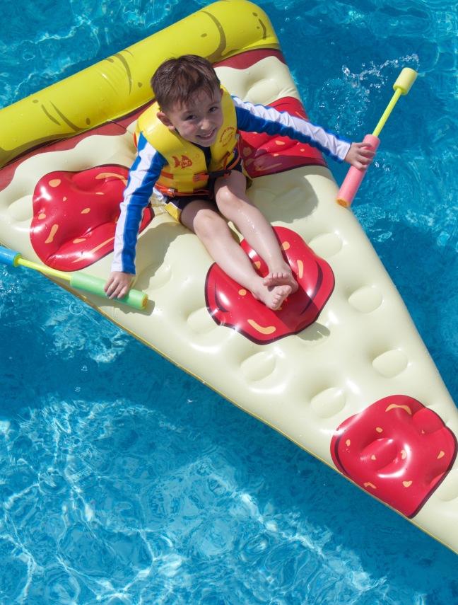 Ahoy, Captain Pizza!